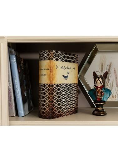 Madame Coco Thien Büyük Kitap Kutusu Renkli